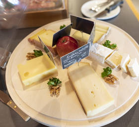 Local cheese products